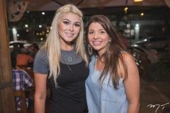 Natasha Brígido e Ana Carolina Palhano