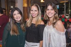 Priscila Bezerra, Beatriz Rodrigues e Priscila Esteves
