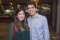 Renata e Renan Aguiar