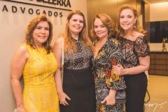 Andréa Bonorandi, Danielle Pinheiro, Lina Mendonça e Andréa Delfino
