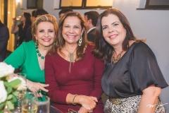 Ila Bezerra, Rose Batista e Eliane Brasil