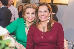 Ila Bezerra e Rose Batista