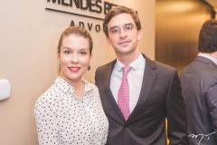 Raina e Adriano Huland