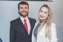 Wesley Prudêncio e Sirlene Barreto