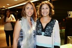 Andréa Coelho e Liege Xavier
