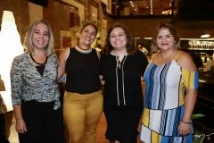 Simone Monteiro, Germana Muniz, Katarina Martins e Lorena Lemos