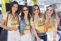 Adriana Sampaio, Alice Bastos, Juliana Araújo e Andressa Fontes