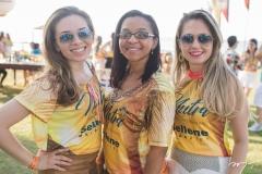 Cinthia Caula, Fernanda Ferreira e Nicelle Valle