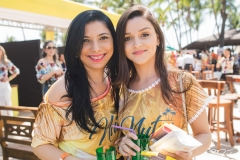 Daniela Mesquista e Tatiane Pereira