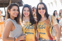 Fernanda Moreira, Myrle Oliveira e Yana Waneska