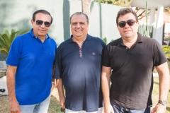Gaudêncio Lucena, Max Câmara e Fernando Férrer