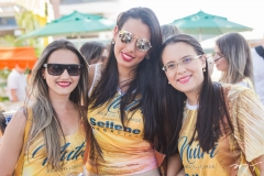 Karla Rilliane, Mayara Almeida e Fernanda Nabuco