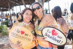 Marcileide Bandeira e Luciana Siqueira