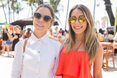 Mirella Rocha e Nicole Benevides