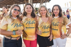 Verlaine Suene, Ana Kátia Moura, Uilma Cardoso e Vanice Rocha