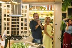 Bosco Couto e Vera Albuquerque