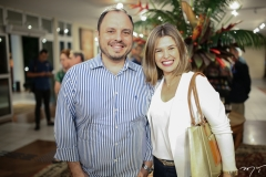 Alexandre e Talita Fermanian