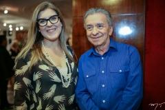 Carla Pereira e Majela Felix
