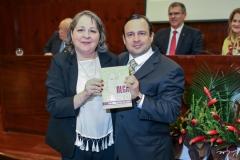 Glinda e Igor Barroso