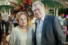 Cibele Pontes e Vicente Alencar