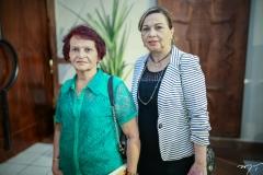 Clara Pinheiro e Maria José Cidrack