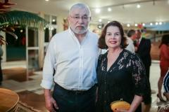 Eliardo e Lourdinha Rodrigues
