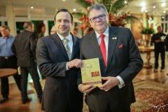 Igor Barroso e Juarez Leitão