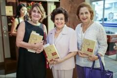 Inês e Constança Távora e Tida Leal