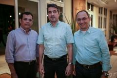 Jackson Sávio, José Maria Gondim e Antonio Alfeu