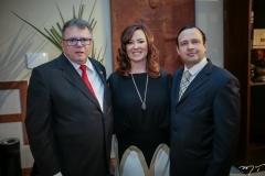 Juarez Leitão, Aline e Igor Barroso