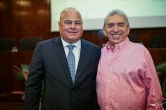 Luciano Cavalcante e Antonio dos Santos