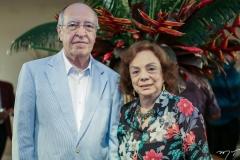 Lúcio e Beatriz Alcantra