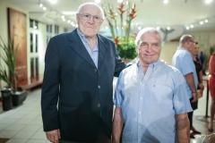 Luis Marques e Edson Silva