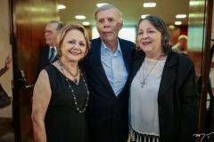 Lurdinha e Arnoldo Leite Barbosa e Glina Barroso