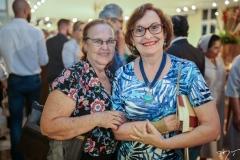 Madalena Figueiredo e Regina Fiuza