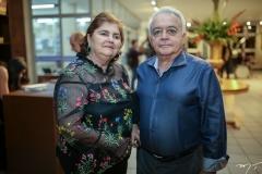 Marimilia e Flávio Leitão