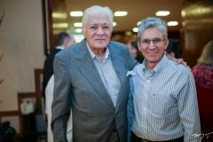 Mauricio Xerez e Pádua Lopes
