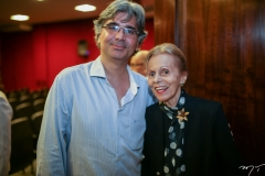Nestor Chaves e Margarida Borges