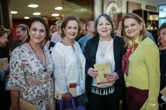 Patricia Macedo, Tida Leal, Glinda Barroso e Lenise Rocha