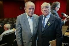 Pedro Saraiva Leão e Ubiratan Aguiar