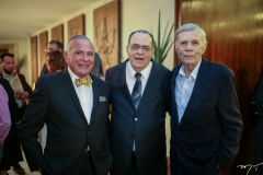 Roberto Parsifal e Régis Barroso e Arnoldo Leite Barbosa
