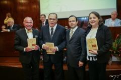 Roberto Parsifal, Régis, Igor e Glinda Barroso