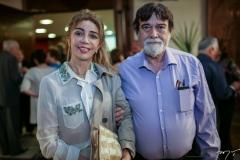 Shirley Crispino e Raimundo Carneiro