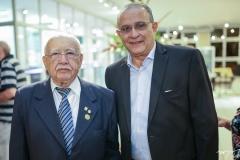 Ubiratan Aguiar e Alan Dias