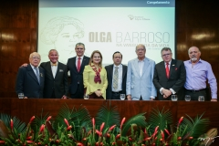 Ubiratan Aguiar, Roberto Parsifal Barroso, Randal Pompeu, Lenise Rocha, Igor Barroso, Lucio Alcantara, Juarez Leitão e Reginaldo Vasconcelos