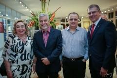 Vilma Patrice, Luis Pontes, Max Câmara e Randal Pompeu