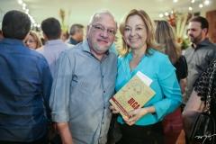 Wagner Barbosa e Leonice Holanda