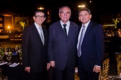 Alberto Farias, Braga e Francisco Everton
