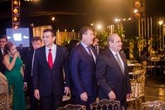 Alexandre Pereira, Luiz Gastão Bittencourt e José Roberto Tadros