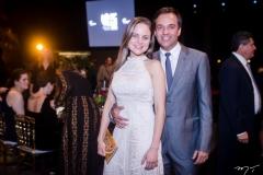 Ana Virgínia Furlani e Fernando Novais